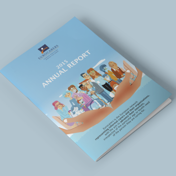 EUROCARERS 2015 Annual report